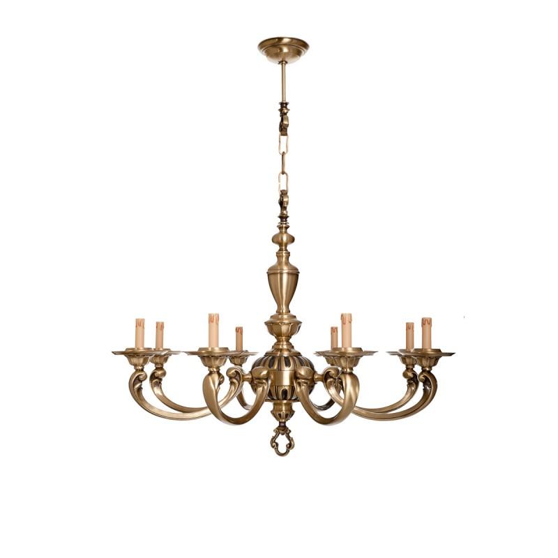 kronleuchter conte ducale 8 flg onlineshop besuchen sie auch unsere. Black Bedroom Furniture Sets. Home Design Ideas