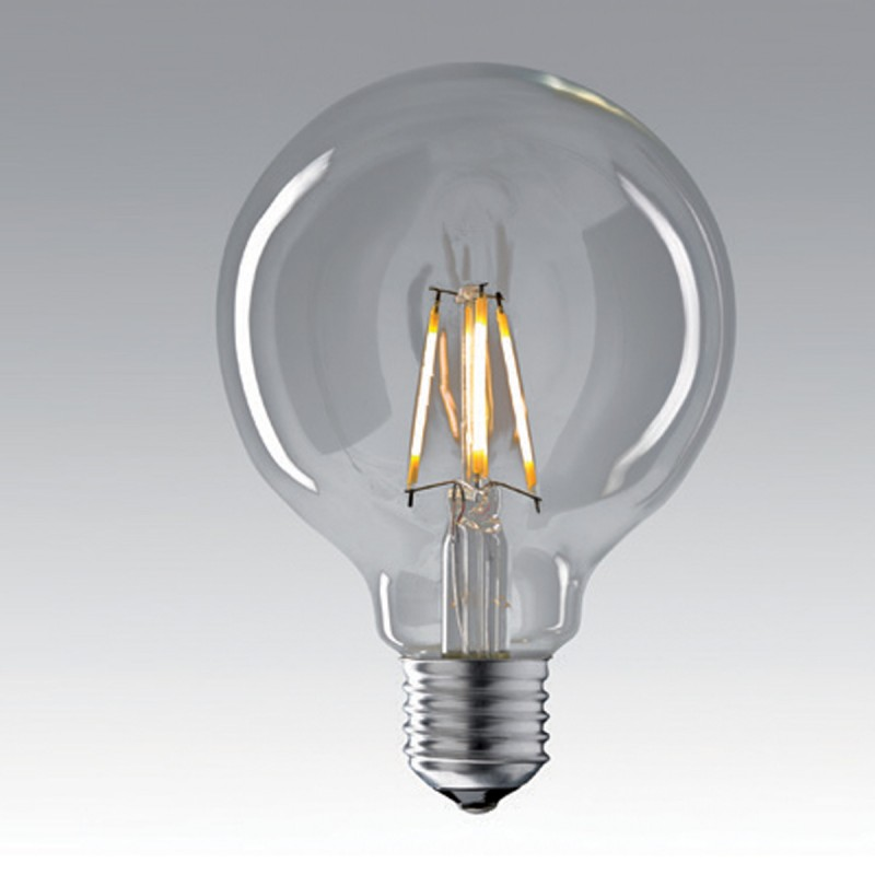 led globe filament e27 4w onlineshop. Black Bedroom Furniture Sets. Home Design Ideas