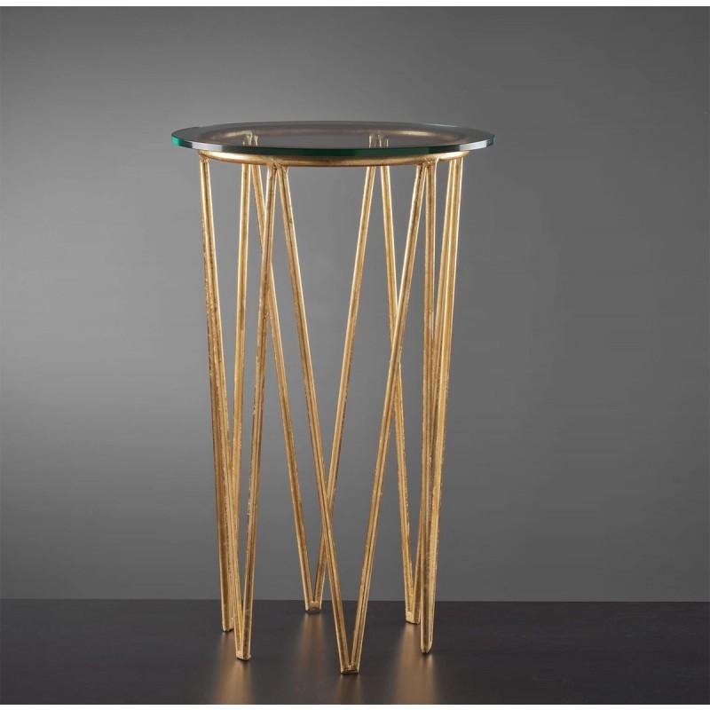 dekorativer eisentisch ancona onlineshop. Black Bedroom Furniture Sets. Home Design Ideas