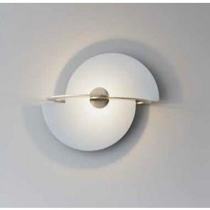 dekorative LED-Decken-/Wandleuchte REAL mittel
