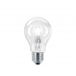 28W ECO 30 Halogen-Normallampe klar E 27