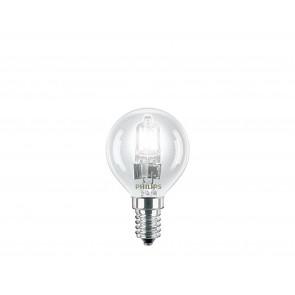 28W ECO 30 Halogen-Tropfenlampe klar E 14