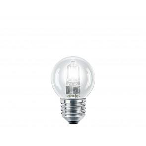 28W ECO 30 Halogen-Tropfenlampe klar E 27