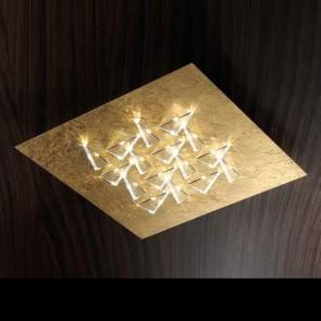 LED-Deckenleuchte CRISTALLO CONO