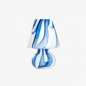 Muranoglasleuchte Blue