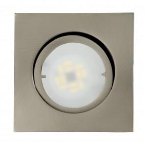 Hochvolt LED-Einbaustrahler eckig 4,5 W