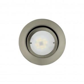 Hochvolt-LED  Einbaustrahler  in rund 4,5 W