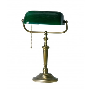 Banker Lampe BRO