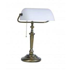 Banker Lampe BRW