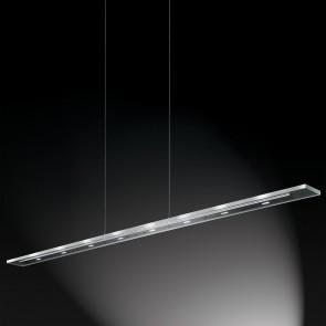 LED-Pendelleuchte Ponte Piatto 1