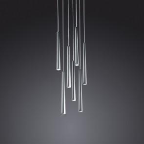 LED-Pendelleuchte Lucid Rondo 1