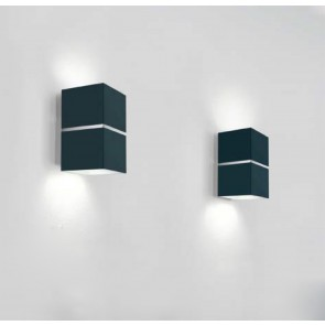 LED-Wandleuchte Darma BOX