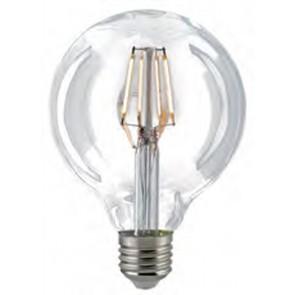 LED Globe Filament E27 6,5 W