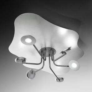 LED-Deckenleuchte HAO XLA 6-flg.