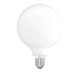 LED Globelampe opal E27 8W