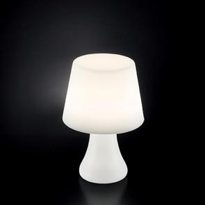 kabellose LED-Tischleuchte Lumetto für den Garten IP 65