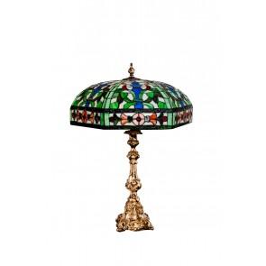 Tiffanyart-Tischlampe Miranda