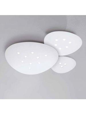 LED-Deckenleuchte SCUDO 9-flg.  Minitallux